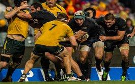 Plantel de Los Pumas para enfrentar a Nueva Zelanda y Australia