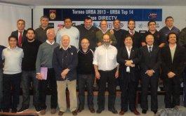 Cierre del Curso de Dirigentes en URBA