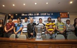 Se realizo el Lanzamiento Oficial del URBA Top 14 Copa DIRECTV