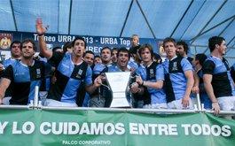 CUBA es el nuevo campeon del URBA Top 14 Copa DIRECTV
