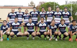 Formacion de Buenos Aires para enfrentar a Rosario