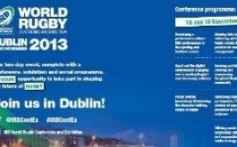 Asamblea Anual IRB en Dublin