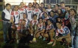 Los Matreros campeon dEL SEVEN NOCTURNO DE DAOM
