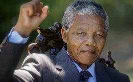 Homejane a Nelson Mandela