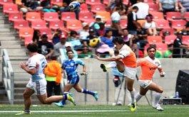 Los Pumas 7S terminaron 4tos en Sudafrica