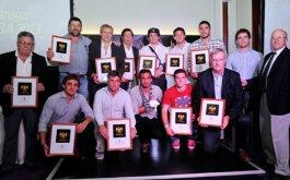 Premios fin de temporada URBA 2013
