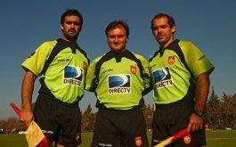 Arbitros Fecha 1 Copa Buenos Aires