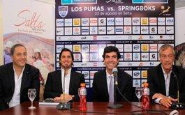 Salta sera sede de la Rugby Championship