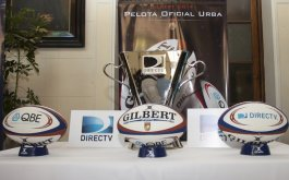 Gilbert es la nueva pelota Oficial de la URBA