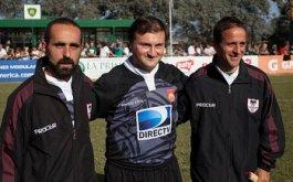 Arbitros Copa Buenos Aires y Juveniles