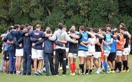 Plantel de Los Pumas para enfrentar a Uruguay