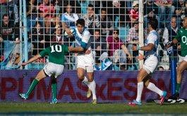 Irlanda vencio a Los Pumas en Tucuman