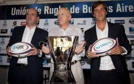 Lanzamiento del URBA Top 14 Copa DIRECTV presentada por QBE Seguros La Buenos Aires