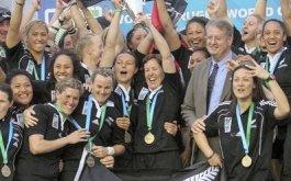Historia de los Mundiales de Rugby Femenino