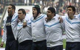 Plantel de Los Pumas para el debut de la Rugby Championship