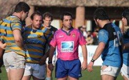 Arbitros para la 8a fecha del URBA Top 14, Copa DIRECTV, presentada por QBE Seguros la Buenos Aires