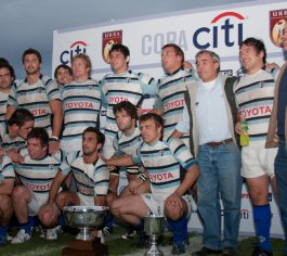 SIC venció al CASI y ganó la Copa CITI