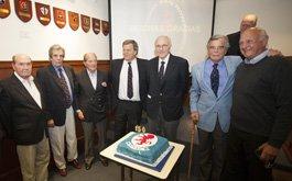 Homenaje por el 150 aniversario del Buenos Aires Cricket & Rugby Club