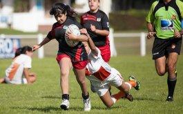 Nacional de Rugby Femenino en La Plata Rugby