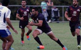 Formacion de Pampas XV para el debut en la World Rugby Pacific Challenge 2015