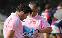 Arbitros fecha 4 del Torneo de la URBA Copa DIRECTV presentada por QBE Seguros La Buenos Aires