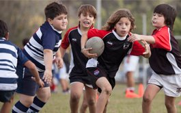 1era Fecha URBA de Rugby Infantil
