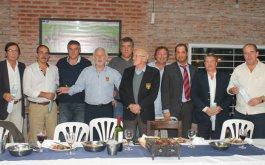Agasajo de URBA a los seleccionados del Argentino Juvenil