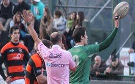 Arbitros 4ta fecha URBA Top 14 Copa DIRECTV presentada por QBE Seguros La Buenos Aires