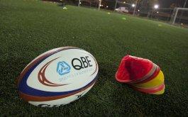 Examen Final Curso de Entrenador de Rugby URBA QBE Nivel I 2015