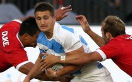 Los Pumas 7 lograron la Plata en los Panamericanos