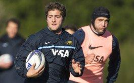 Formacion de Los Pumas para el debut en la Rugby Championship