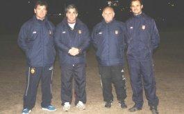 Los Seleccionados de Buenos Aires comenzaron los entrenamientos