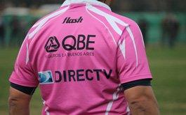 Arbitros 8a fecha URBA Top 14 Copa DIRECTV presentada por QBE Seguros la Buenos Aires