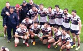 Buenos Aires 7s campeon Copa de Plata en Limerick
