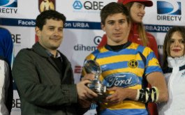 Hindu se corono Campeon del URBA Top 14, Copa DIRECTV, presentada por QBE Seguros La Buenos Aires