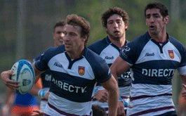 Formacion de Las Aguilas para enfrentar a Rosario