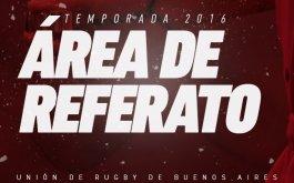 Arbitros 6a fecha Torneo URBA Copa DIRECTV presentada por QBE Seguros La Buenos Aires
