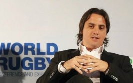 Agustin Pichot Vicepresidente de World Rugby
