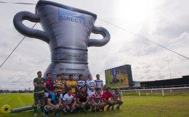 Lanzamiento URBA Top 14 Copa DIRECTV presentada por QBE Seguros La Buenos Aires