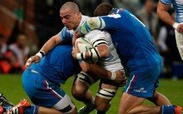 Formacion de Los Pumas para enfrentar a Italia