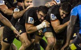 Triunfo en la vuelta del Super Rugby
