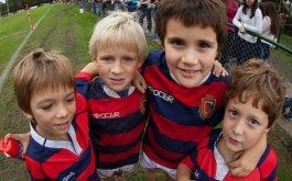Rugby Infantil temporada 2016