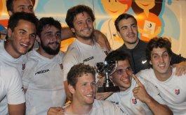 Casi campeon del Seven URBA, Sede Liceo Naval