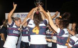 Buenos Aires campeon del Seven de la Republica femenino