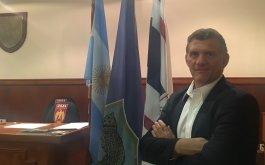 Patricio Roan nuevo presidente de la URBA