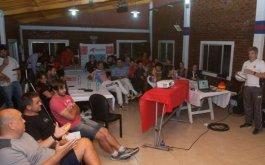 Exitosa Jornada de Fortalecimiento de Clubes en Zarate