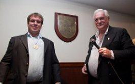 Se entregaron la Copa Espiritu y Medalla al Caballero del Rugby