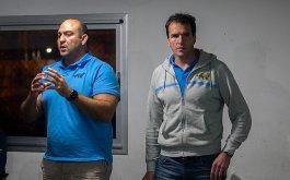 Capacitacion sobre LINE OUT para coaches URBA en Olivos RC