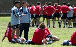 Argentina A se prepara para enfrentar a Francia