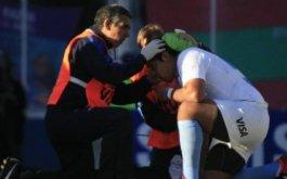 Cobertura Medica de partidos de Rugby